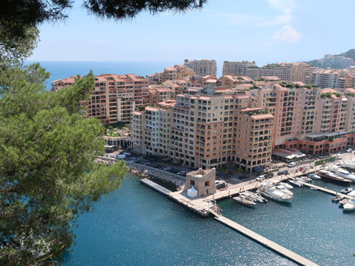 Hotels in the Fontvieille District of Monaco