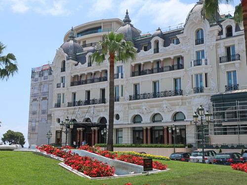 H tel de paris exclusive monaco hotel in monte carlo for Hotel de paris