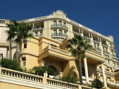 Monaco Monte Carlo Hotel Hotel Hermitage in Monte Carlo