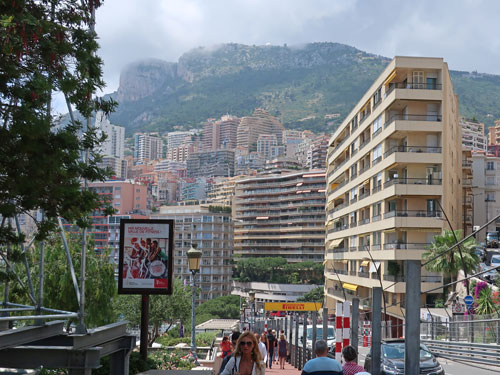 La Condamine District of Monaco