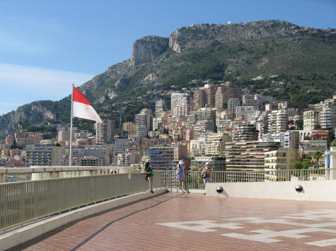 Hotels in Moneghetti, Monaco