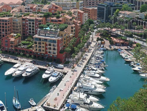 Yachting and Sailing in Monaco